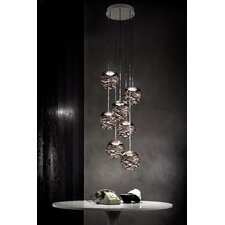 Kelly 3 Light Cluster Pendant