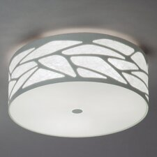 Grace 3 Light Flush Mount
