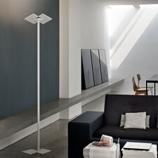 "Puzzle Twist 74.01"" Floor Lamp"
