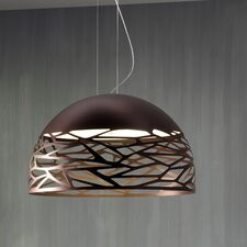 Kelly 3 Light Bowl Pendant