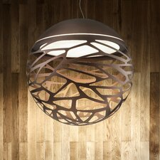 Kelly 3 Light Globe Pendant