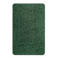 Solid Mt. St. Helens Emerald Green Area Rug