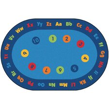 Value Plus Circletime Early Learning Area Rug