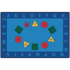 Value Plus Early Learning Area Rug
