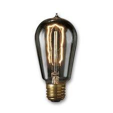 40W Smoke Incandescent Light Bulb (Set of 2)