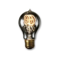 Smoke Incandescent Light Bulb (Set of 2)