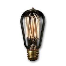Smoke Incandescent Light Bulb (Set of 2)