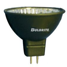 Bi-Pin 50W Black 24-Volt Halogen Light Bulb (Set of 3)