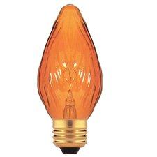 Amber 130 - Volt (2700K) Incandescent Light Bulb (Pack of 8) (Set of 2)