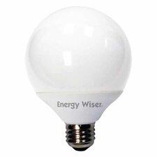 14W (4100K) Compact Fluorescent Light Bulb (Set of 3)