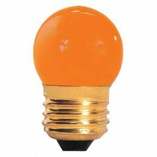 Specialty 7.5W Orange String Replacement Light Bulb (Set of 25)
