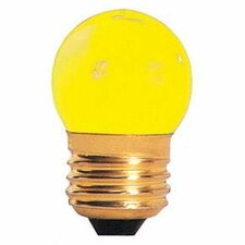 Specialty 7.5W Yellow String Replacement Light Bulb (Set of 25)