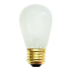 11W Frost String Replacement Light Bulb (Set of 25)