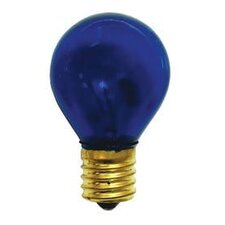 Specialty 10W Transparent Blue String Replacement Light Bulb (Set of 25)