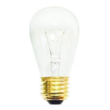 11W 130-Volt String Replacement Light Bulb (Set of 25)