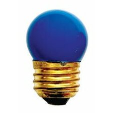 7.5W Blue String Replacement Light Bulb (Set of 25)