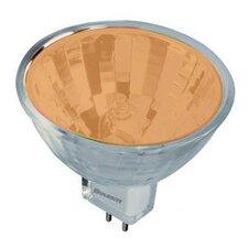 Bi-Pin Orange 12-Volt Halogen Light Bulb (Set of 5)