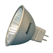 Bi-Pin 20W Silver 12-Volt Halogen Light Bulb (Set of 3)