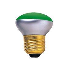40W Green 120-Volt Incandescent Light Bulb (Set of 7)