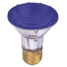 50W Blue 120-Volt Halogen Light Bulb (Set of 3)