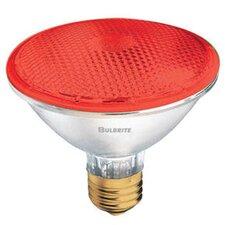 75W Red 120-Volt Halogen Light Bulb (Set of 3)