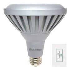 11W LED PAR38 Dimmable Narrow Flood Light Bulb in Warm White