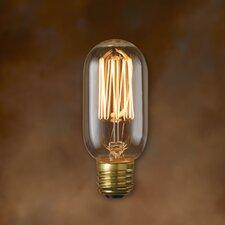 Nostalgic 40W Incandescent Light Bulb (Set of 4)