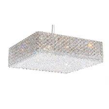 Refrax 13 Light Crystal Pendant