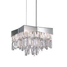 Riviera 4 Light Pendant
