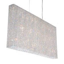 Refrax 12 Light Crystal Pendant