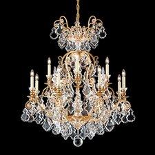 Versailles 13 Light Crystal Chandelier