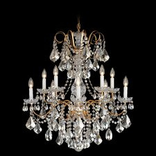 New Orleans 10 Light Chandelier in Heirloom Bronze