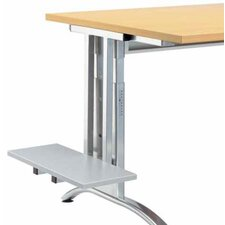Silver PC stand