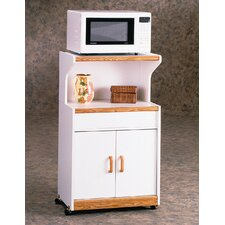 "42"" Microwave Cart"