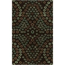 Destinations Dark Chocolate Area Rug