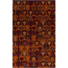 Destinations Carmine/Terra Cotta Area Rug