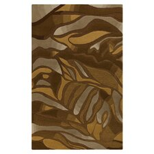 Destinations Biscotti & Dark Goldenrod Area Rug