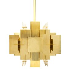 Puzzle 2 Light Chandelier