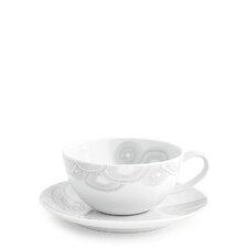 Malachite Tea Cup/Saucer