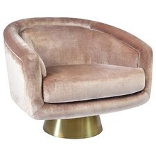 Bacharach Swivel Arm Chair