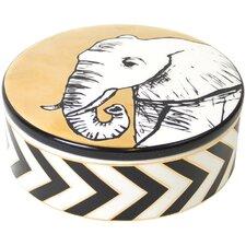 Animalia Elephant Trinket Box