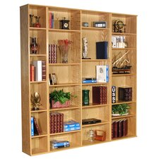 """Heirloom 85.5"""" Cube Unit Bookcase"""