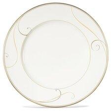 """Golden Wave 11"""" Dinner Plate (Set of 4)"""