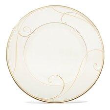 "Golden Wave 9.5"" Dessert Plate (Set of 4)"