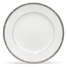 """Rochelle Platinum 10.5"""" Dinner Plate (Set of 4)"""