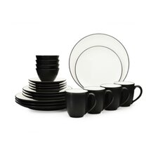 Colorwave 20 Piece Dinnerware Set
