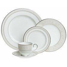 Montvale Platinum 20 Piece Dinnerware Set