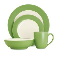 Colorwave 4 Piece Rim Place Setting