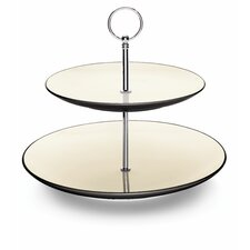 Colorwave Round Hostess Tiered Stand