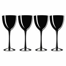 Palais Black Dessert Wine Glass (Set of 4)